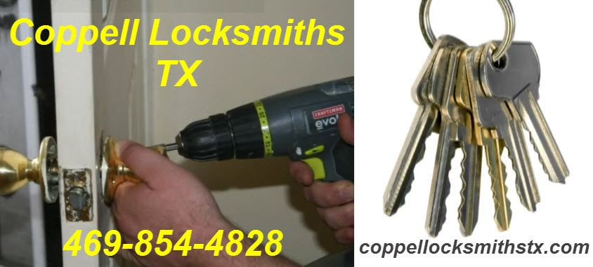 locksmith Coppell TX